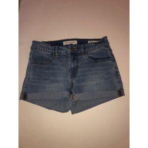 PacSun Bullhead Super Stretch Jean Shorts